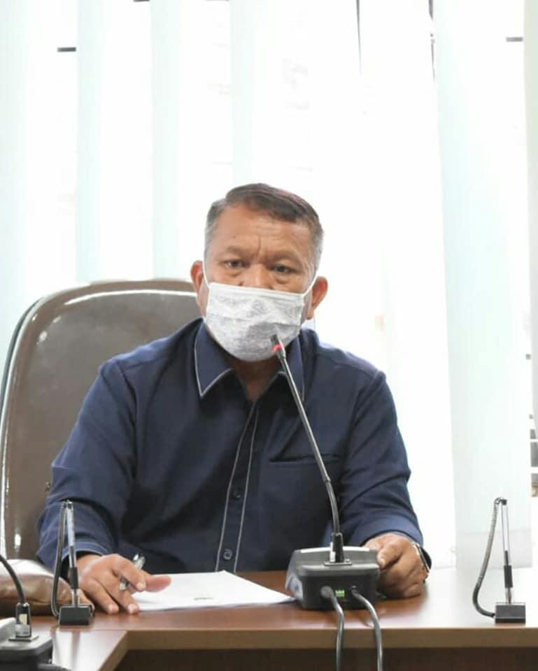 DPRD Pekanbaru Rapat Pansus dengan PT Sarana Pangan Madani