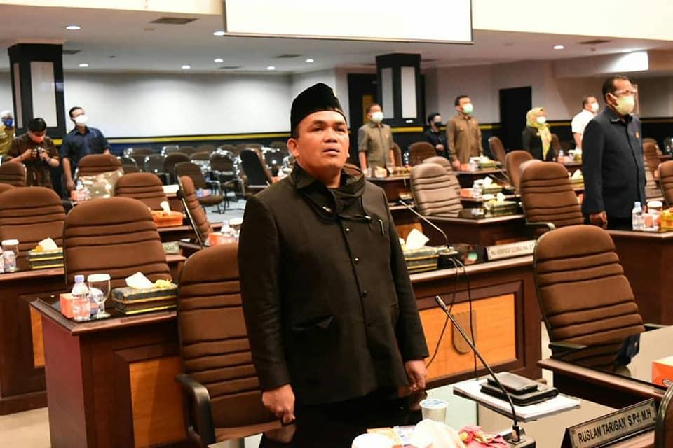 DPRD bersama pemko gelar rapat laporan panitia khusus terhadap ranperda perubahan atas perda kota pekanbaru nomor 4 tahun 2012 tentang retribusi pelayanan kesehatan