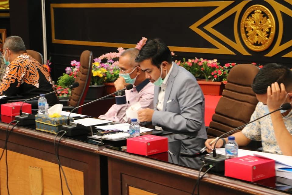 Pembahasan KUA PPAS APBD Pekanbaru 2021 digelar DPRD dan Pemko